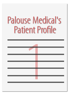 Palouse Medical patient profile
