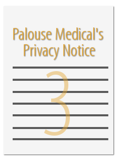 Palouse Medical privacy notice
