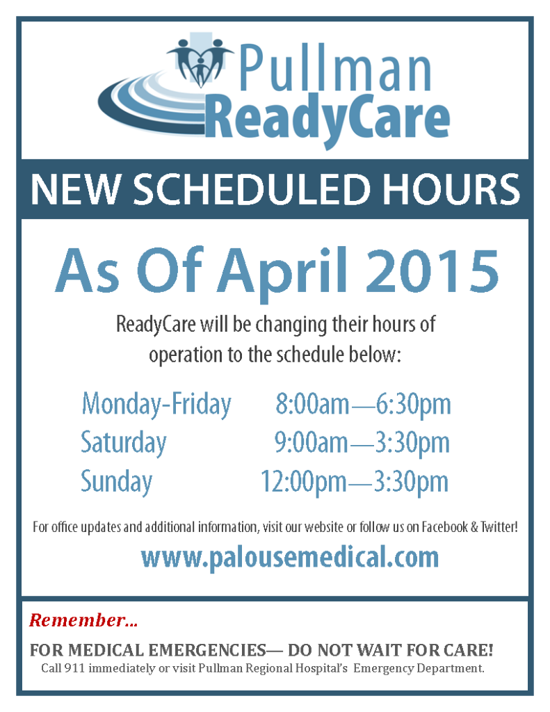 RC Changing Hours of Operation April 2015