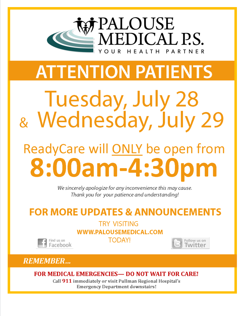 RC Adjusted Hours July 28 and July 29 2015