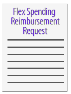 Flex spending request
