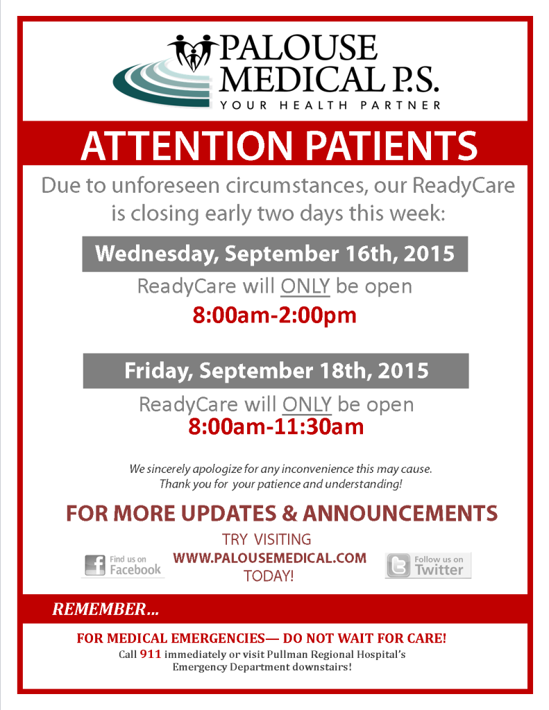 RC Adjusted Hours Sept 18 2015